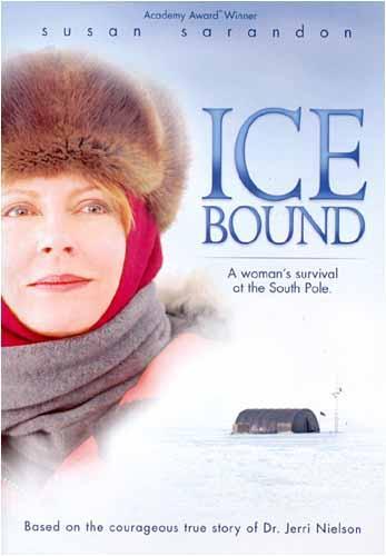 Cartel de 'Atrapada en el hielo'