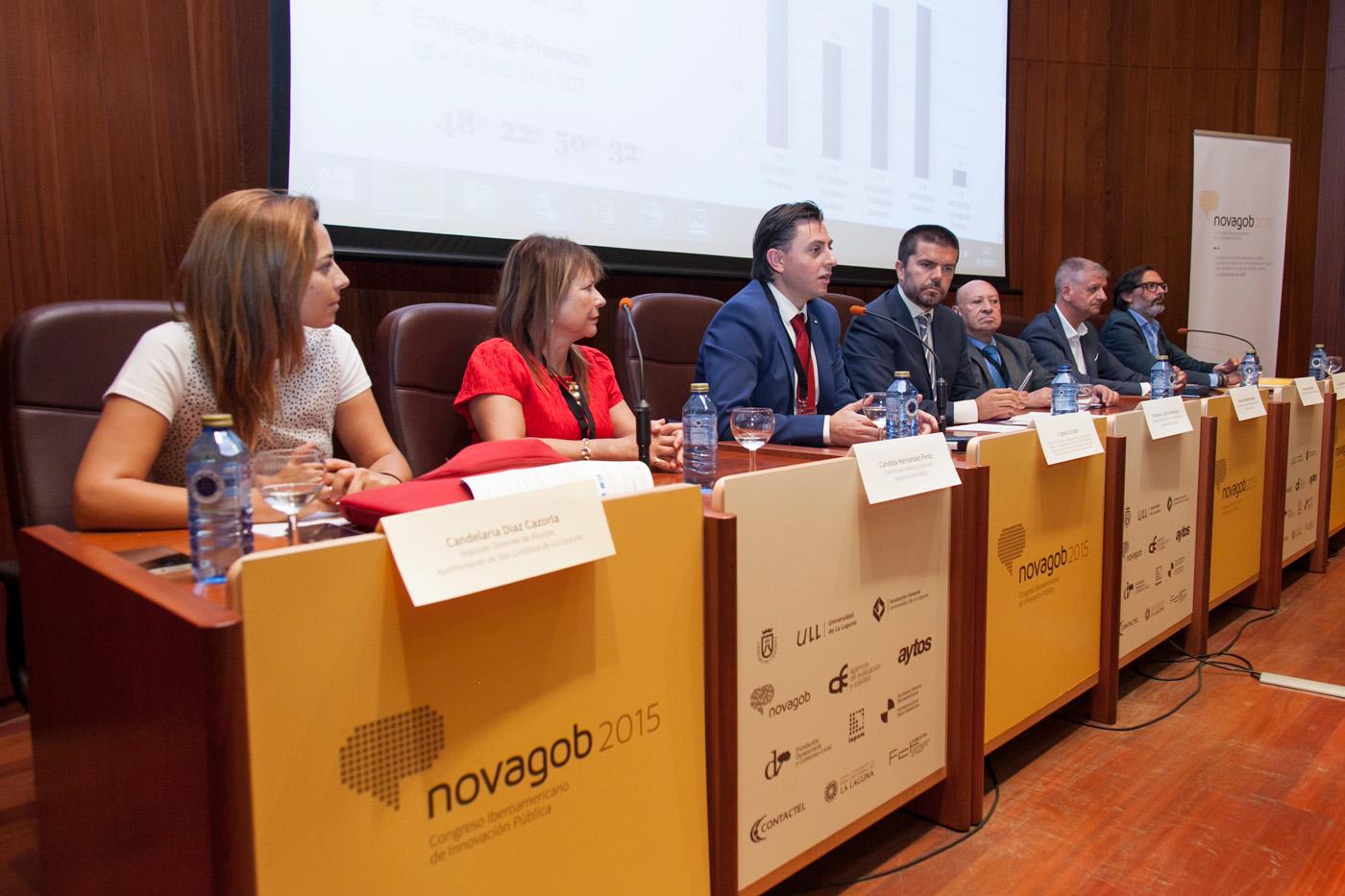 Congreso Iberoamericano de Innovación Pública Novagob 2016